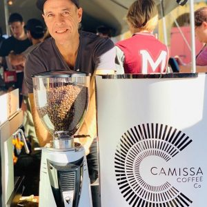 Theo Snyckers from Camissa Coffee