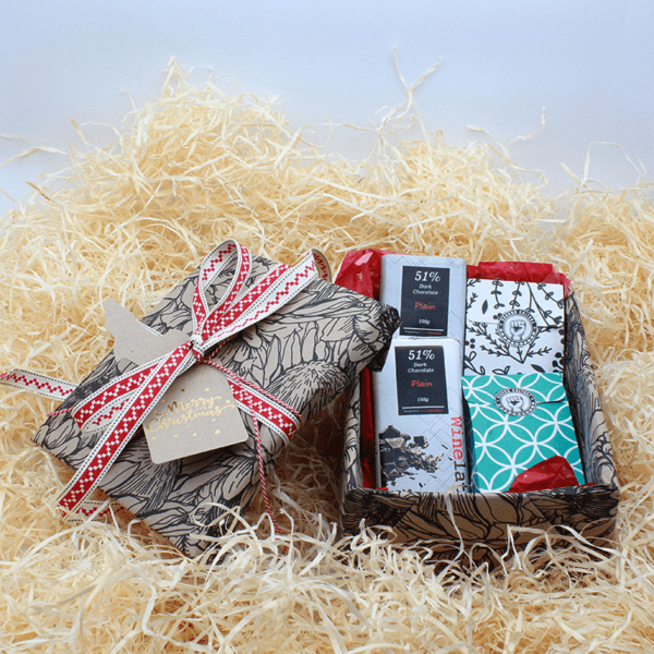 Santa's Sweet Gift Bundle including jelly beans, speckled eggs and chocolate
